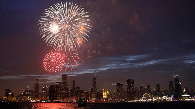 4th Of July 2017 Parades & Fireworks In Chicago IL